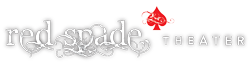 Red Spade Theater logo